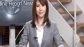Subtitled Japanese fisting she said