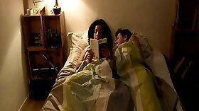 BrattyJenny in tiny french family estate have squirting fun