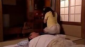 Wife Cumsplo in make love with step father