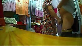 Chinese Wife Wearing Her Long Jeans Flashing