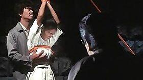 Asian Misa and Tyra in shay china bondage