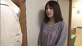 Yonituki Skinny Asian Casting Hairy Japanese Girl Hunks Her Owner