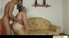 Chubby Slut Serviced and Appalled by Of Her Fiance Bargemen
